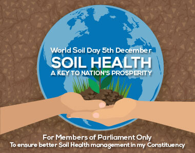 Soil Pledge for MPs
