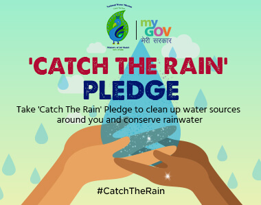 Catch the Rain Pledge