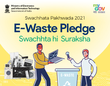 E-Waste 2021 Pledge