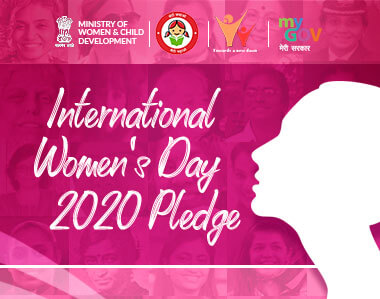 International Women's Day Pledge