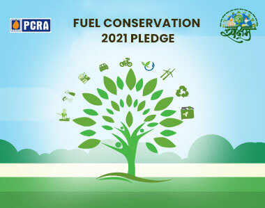 Fuel Conservation 2021 Pledge thumb