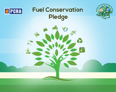 Fuel Conservation Pledge
