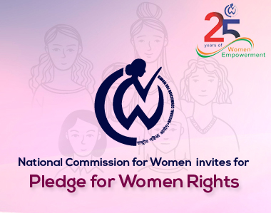 Women Rights Pledge